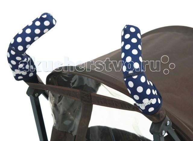 Choopie Чехлы CityGrips на ручки для коляски-трости