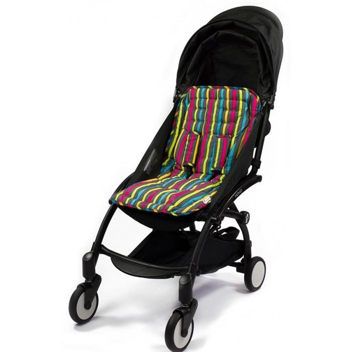 Choopie Матрасик для коляски с чехлами на ремни CityLiner от Акушерство