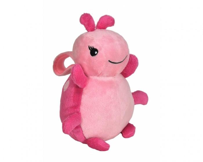Мягкая игрушка Cloud b Божья Коровка со звуком 7403Божья Коровка со звуком 7403Мягкая игрушка Cloud b Божья Коровка со звуком 7403. Черепашка со звуком, игрушка мягконабивная. Удобный для переноски размер 15 см, позволяет Вам взять игрушку в дорогу, прикрепив её к коляске, детскому сиденью и т.д.   Проигрывает колыбельную мелодию Twinkle Twinkle Little Star. 45-минутный таймер с автоматическим выключением. 6 уровней громкости, управляемых одной кнопкой активации.   Требуется 3 ААА батарейки; батарейки в комплекте.<br>