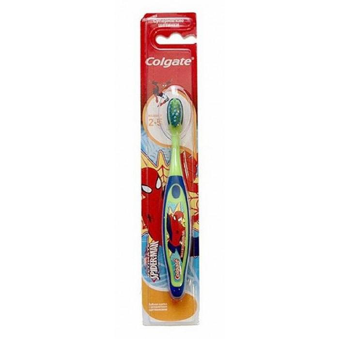 Colgate Детская зубная щетка smiles от 2 до 5 лет
