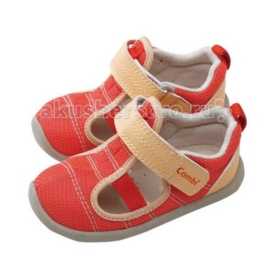 Combi Сандалии Air Thru Shoes 12.5 см