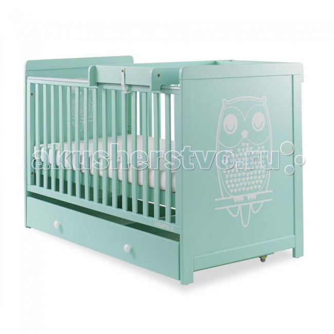��������-����������� Cosatto Story Cot Bed