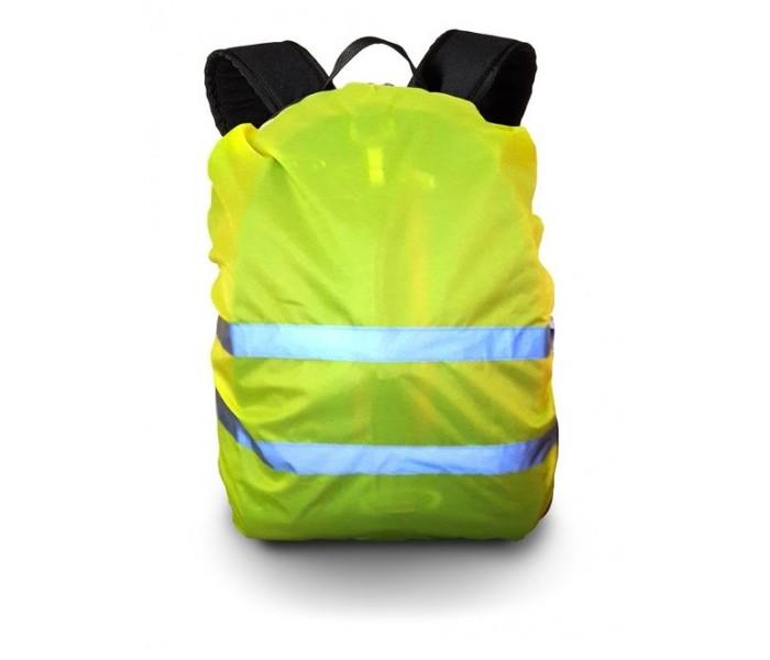 Cova Чехол сигнальный на рюкзак со световозвращающими лентами объем 20-40 л