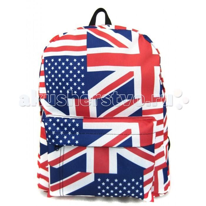 Creative LLC Рюкзак British Flag GL-BC876Рюкзак British Flag GL-BC876Creative LLC Рюкзак British Flag GL-BC876 с 1 карманом.   Эта модель обязательно понравится тем, кто ценит все яркое, броское, жизнерадостное. Принт с британским флагом, беспроигрышное сочетание цветов, лаконичный и продуманный до мелочей крой -  рюкзак станет любимым и незаменимым спутником.    Размер: 40х32х13  см<br>