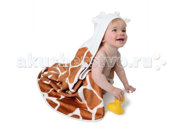 CuddleDry Полотенце с капюшоном для малышей