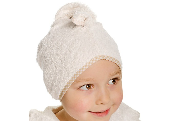 CuddleDry Полотенце для Волос Каддл Драй с Отделкой