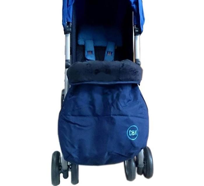 Cybex Накидка на ножки CBX FootmuffНакидка на ножки CBX FootmuffДля прогулок в любой сезон и в любую погоду Ваш малыш должен быть укрыт от ненастья.   Накидка для колясок имеет застежку с боку, и Вы с легкостью усадите ребенка в коляску. С помощью креплений на ремнях безопасности накидка удерживается в коляске и исключает сползание.   Характеристики: • накидка на ноги для колясок Cybex и CBX • крепление за бампер и липучками за специальные крепления на ремнях • непродуваемая и утепленная • открывается на молнии для удобной посадки ребенка<br>