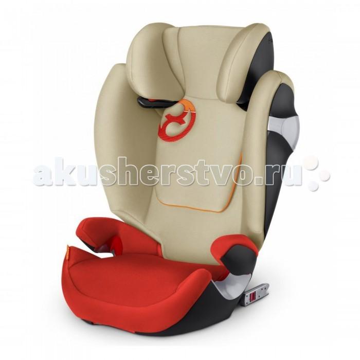 Автокресло Cybex Solution M-FixSolution M-FixНовая модель в линейке автокресел Cybex Solution. Его главным новшеством является усовершенствованная система защиты от бокового удара - L.S.P. Plus. Это новое и уникальное кресло может использоваться для детей от 3 до 12 лет (группа 2-3). Как правило, это детки весом от 15 до 36 килограмм. Прочные материалы, оригинальный дизайн и полная безопасность по достоинству будут оценены и детьми, и родителями. Эргономичное автокресло имеет предусмотренную боковую защиту, которую можно вместе с подголовником регулировать в пределах 11 положений. Подголовник можно изменять по глубине для отдыха во время путешествия. Также спинку можно немного отклонять для комфортного сна.  Ребенок закрепляется в автокресле обычным автомобильным ремнем. Также в кресле предусмотрены крепления Isofix, которые могут использоваться в любой модели автомобиля. Кресло оснащено специальной системой вентиляционных отверстий, которые поддерживают здоровый микроклимат. Чехол сделан из мягкого, комфортного материала, который нужно стирать в машинке-автомате в прохладной воде. Модель можно приобрести в широком цветовом ассортименте. Кроме того, автокресло полностью соответствует европейским стандартам.  Характеристика: относится к группе 2/3 и предназначено для перевозки детей в автомобиле весом от 15 до 36 кг соответствует европейскому стандарту безопасности ECE-R44/04 защита от боковых столкновений - новое приспособление для регулировки ширины функционирует вместе с системой L.S.P. Plus – оптимизированной системой боковой защиты. Сила бокового столкновения таким образом снижается за счет дополнительных подушек безопасности, а также защиты головы и плечевого отдела. В то же время кинетическая энергия тела при ударе сразу же поглощается, а голова тут же закрепляется в безопасном положении (в данной модели боковая защита улучшена) высоту и ширину сидения можно регулировать с помощью ручного механизма и 11 возможных положений. Сиденье можно вытянуть на 8 см в шир