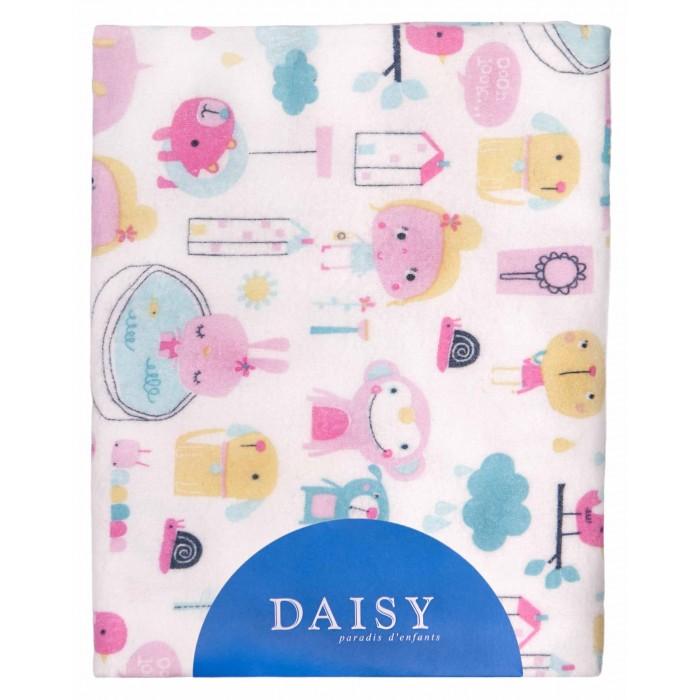 Пеленка Daisy фланель 90х150 смфланель 90х150 смКрепкий сон малыша всегда в радость. Чтобы ваш ребенок чувствовал себя тепло и уютно в своей кроватке или в коляске, Daisy сшили мягкие и красивые детские пеленки из лучших тканей.   Взяв такую вещь однажды в руки, вам уже не захочется иметь что-то другое. Ведь продукция Daisy – это не просто высокое качество. Это: Безопасность. Все товары сертифицированы, а шьются они из гипоаллергенных натуральных тканей. Такие материалы приятны на ощупь, они позволяют коже малыша дышать, поддерживают комфортную температуру. Приятные ощущения. Вы будете пеленать малыша в мягкую ткань, позволяющую коже дышать и поддерживающую комфортную температуру. Всегда выгодные цены. Отечественное производство.  Пеленка предназначена для использования во время смены памперса, гигиенических процедур или посещения детских учреждений.  Пеленки из фланели приятные на ощупь, изготавливаются из 100% хлопкового волокна. Хорошо впитывают влагу и сохраняют тепло тела малыша,не дают ему перегреваться и переохлаждаться. Их можно использовать как простынку в кроватку или коляску, а также после купания.  Материал - 100% хлопок. Края пеленки закруглены и обработаны оверлоком с 4-х сторон.  Размер 90х150 см.<br>
