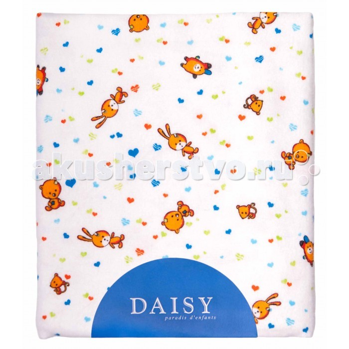 Пеленка Daisy фланель 1 шт. 90х150 см