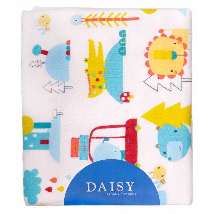 Пеленка Daisy перкаль 75х120 см