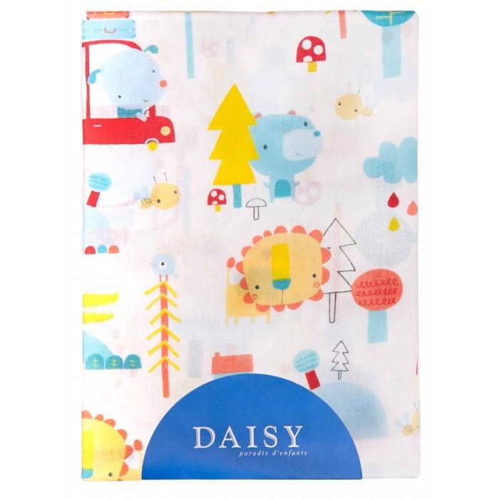 Пеленка Daisy перкаль 90х150 см