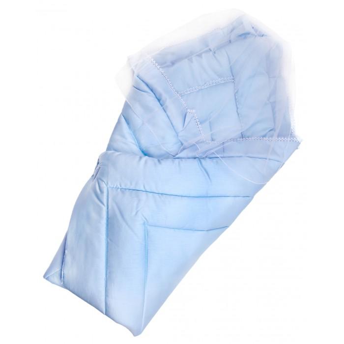 Daisy Конверт-одеяло на выписку СатинКонверт-одеяло на выписку СатинРождение малыша – это не только радость, но и всегда переживания для родителей.   Чтобы избавить молодую маму от лишних, пусть и приятных, забот, компания Daisy предлагает заранее побеспокоиться о приданном для ребенка.   Для Вашего маленького чуда предлагаем удобное одеяло на выписку.   Одеяло легко трансформируется в конверт благодаря специальной застежке-липучке, помогающей плотно зафиксировать в нем ребенка.   Для защиты лица ребенка в ветреную погоду имеется отстегивающаяся вуаль из мягкой и легкой сетки.   Одеяло прослужит вам долгие месяцы, после выписки его можно использовать как обычное одеяло.  Размер 1.1х1.1 м  Верх: 100% хлопок (Сатин)  Наполнитель: силиконизированное волокно Экософт - гипоаллергенное полиэфирное волокно обладающее отличной эластичностью,повышенными теплозащитными свойствами, экологической чистотой и нетоксичностью.<br>