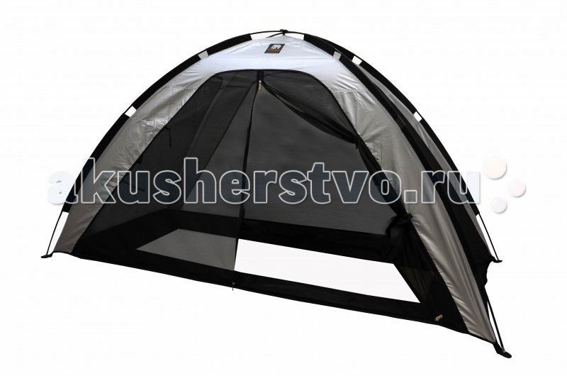 Deryan Тент-палатка на детскую кроватку большойТент-палатка на детскую кроватку большойРебенок может самостоятельно переносить тент с места на место, используя в качестве навеса или шатра для кровати, либо как игровой домик на полу или на природе. Тент так же подойдет и взрослым, для отдыха на природе или рыбалки.   Очень вместительный, не создает парникового эффекта, москитная сеточка защищает от укусов насекомых. Сделан из экологически чистых, огнеустойчивых материалов, на 50% защищающих от УФ-лучей.  В комплекте: тент, поддерживающий каркас из трубочек диаметром 7 мм, компактная сумочка на молнии для транспортировки в цвет тента; внутри тента кармашки для игрушек и принадлежностей ребенка, москитная микросеточка от насекомых.  Размер тента: 200 (Д) x 90 (Ш) x 110 (В)  Упакован в сумку размером 52 см, диаметр 12 см<br>