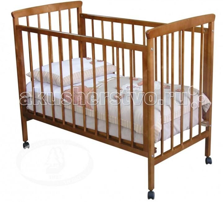 Детская кроватка Можга (Красная Звезда) Лия С-610Лия С-610Кроватка Можга Лия С-610 подвержена минимальному износу, так как изготовлена из древесины березы. Срок эксплуатации кроватки также увеличивают нетоксичные полиуретановые лаки на водной основе. Модель выполнена в стиле минимализма – все, что нужно малышу для спокойного и крепкого сна, без всяких излишеств.  Характеристика: детская кровать оснащена колесами три уровня ложа детской кроватки основание может устанавливаться в трех положениях по высоте колеса с возможностью поворота на 360 градусов для легкого перемещения кроватки<br>