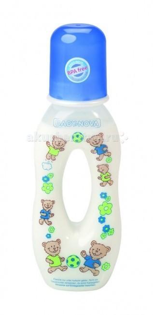 Бутылочка Lubby Бублик с силиконовой соской с 0 мес. 250 млБублик с силиконовой соской с 0 мес. 250 млБутылочка LUBBY с силиконовой соской (размер М, средний поток) предназначена для кормления Вашего малыша. С учетом возраста ребенка и для разного типа жидкостей используйте соски LUBBY различного потока (S, M, L, Х - для густой пищи)  Состав: бутылочка, кольцо, заглушка, колпачок - полипропил. Срок службы: Бутылочки - 1 год, соски - 45 дней. Индивидуальная упаковка: хэдер.<br>