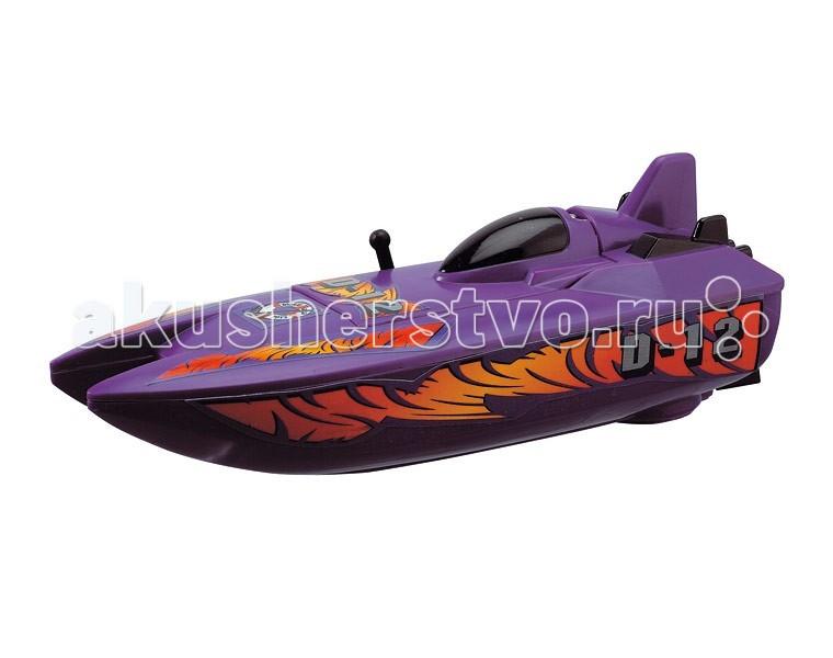 Dickie Лодка Wave Fun с электродвигателемЛодка Wave Fun с электродвигателемЛодка Dickie Wave Fun с электродвигателем для игр в воде   Особенности:    Питание от батареек (батаерйки в комплект не входят)  Оснащена турбодвигателем   Размер: 18 см<br>
