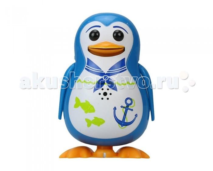 Интерактивная игрушка Digibirds Пингвин с кольцом