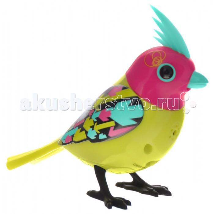 Интерактивная игрушка Digibirds Птичка с кольцом