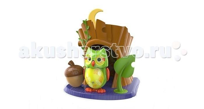 Интерактивная игрушка Digibirds Сова с домиком