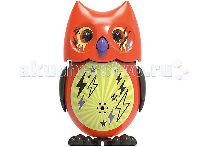 Интерактивная игрушка Digibirds Сова с кольцом