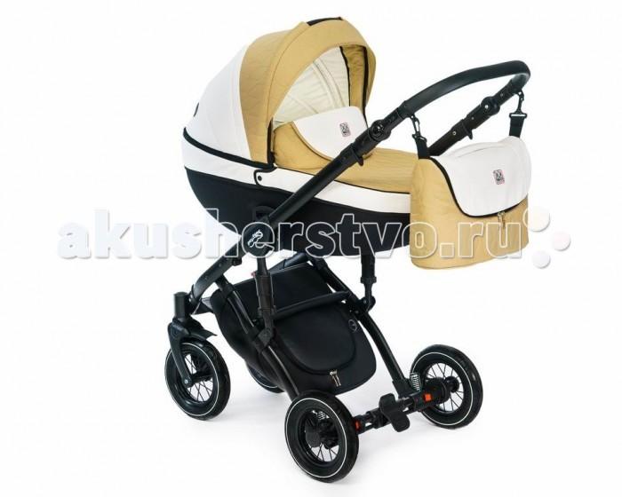Коляска DPG (Dada Paradiso Group) Max 500 3 в 1Max 500 3 в 1Универсальная коляска комплектации 3 в 1 Dpg Max 500 для детей с рождения до 3-х лет - это современная модель для современных родителей и их малышей.   Во-первых, Dpg Max 500 3 в 1 - это практичная наружная обшивка с уникальной системой пропитки Waterproof. Даже если вы на прогулке попадете под дождь, ваш малыш останется в полном комфорте, сухости и безопасности.  Во-вторых, коляска Dpg Max 500 3 в 1 продумана до мелочей в плане безопасности и комфортабельности: литая люлька защищает кроху от ударов, а хлопковая обшивка внутри и перфорированное дно создают особый микроклимат внутри люльки и обеспечивают доступ свежего воздуха.  Система монтажа/демонтажа блоков One Click Move дает возможность не только быстрой и надежной установки модулей на шасси, но и обеспечивает реверсивную установку. Систему безопасности коляски также дополняют ремни безопасности прогулочного блока и автокресла, съемный мягкий бампер, а также качественная крепежная фурнитура из нержавеющей стали, которая не меняет своих свойств под воздействием окружающих факторов: влаги, солнца и смены температур.  Автокресло коляски Dpg Max 500 3 в 1 входит в возрастную группу 0+, что позволяет использовать автолюльку с первых дней жизни малыша. Автокресло устанавливается в авто с помощью ремней безопасности, а также на раму коляски посредством адаптеров.  Небольшие, но маневренные и мягкие съемные колеса коляски Dpg Max 500 3 в 1 позволяют маневрировать коляской с легкостью по узким улочкам и ухабистым дорогам, не тревожа сон малыша. А плавности коляске Dpg Max 500 3 в 1 добавляет улучшенная система амортизации.  Система защиты от случайного складывания X-Lock не позволит коляске сложиться самопроизвольно, если в ней ребенок. Легкая алюминиевая рама Dpg Max 500 выдерживает нагрузку до 18 кг веса. А для удобства мамы внизу на шасси предусмотрена вместительная багажная корзина закрытого типа.  Все материалы и комплектующие коляски Dpg Max 500 сертифици