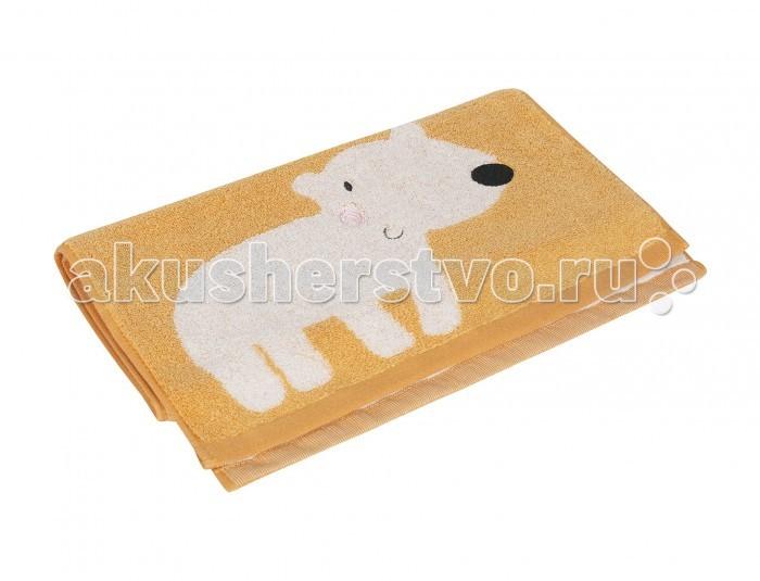 Dream Time Полотенце Китайский белый медведь 34х75 см