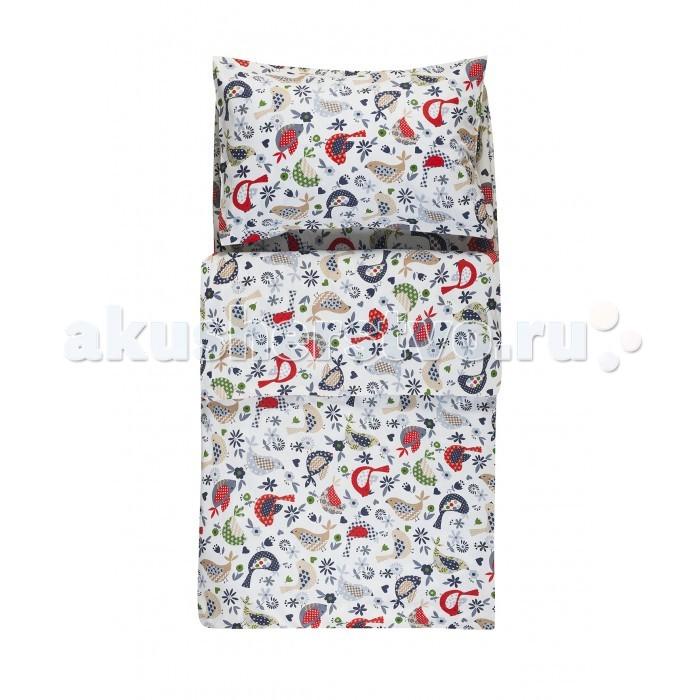 Постельное белье Dream Time Пташки (3 предмета)Пташки (3 предмета)Постельное белье Dream Time Пташки - это детский комплект постельного белья, который отвечает самым высоким стандартам качества.  Особенности: Изделия не вызывают аллергический реакций, для них используется 100% хлопок (бязь) и импортные красители Яркая цветовая гамма, современные, стильные и подходящие расцветки для мальчиков и для девочек Долговечное, прочное и износостойкое постельное белье  Размеры: Пододеяльник: 110х140 см Простыня: 120х140 см  Наволочка: 40х60 см  Рекомендации по уходу: Постельное белье следует стирать при температуре 40 градусов Наволочки и пододеяльники следует стирать вывернутыми на изнаночную сторону Отжим в режиме 600 об/мин. Гладить при низкой и средней температуре Не использовать отбеливатели<br>