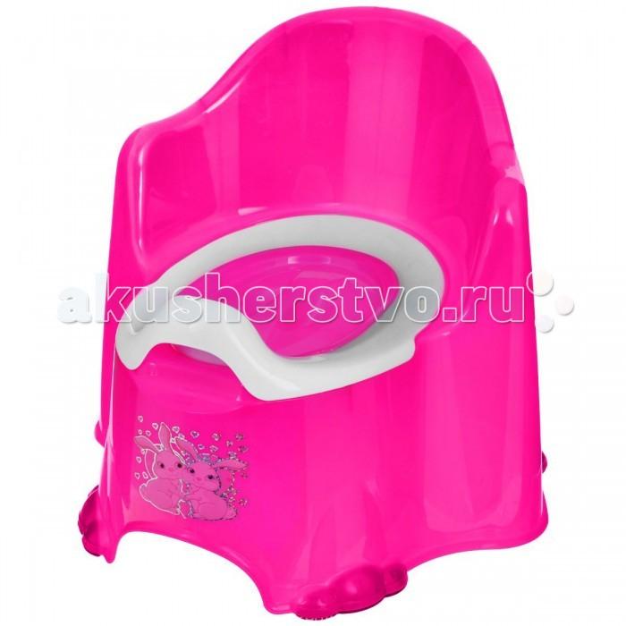 Горшок Dunya КомфортКомфортГоршок детский Dunya Plastik Комфорт, выполненный из безопасного пластика без содержания токсичных элементов, сделает процесс приучения ребенка к горшку быстрым и комфортным. Оснащен крышкой.  Специальная защита от брызг обережет малыша от загрязнения.  Внутреннюю часть горшка можно легко вынуть и помыть отдельно.  Корпус горшка оформлен изображением забавных малышей.  Горшок-кресло подойдет и мальчикам и девочкам.<br>