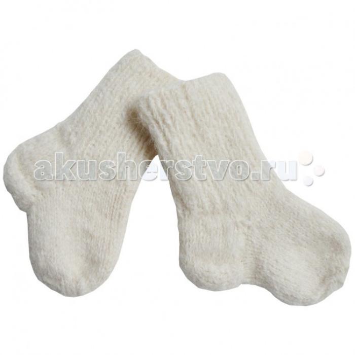 Dusty Miller Носочки из шерсти альпаки 0-6 мес.