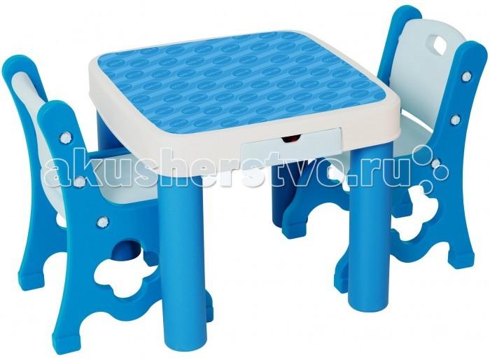 Edu-Play Детский стол с двумя стульями TB-9945