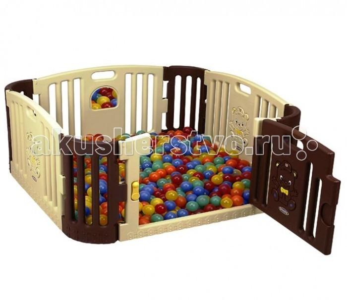 Edu-Play Игровой комплекс цветной