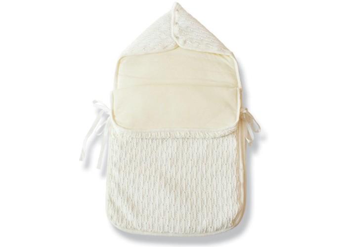 Демисезонный конверт Eko Для новорожденных Ажурный