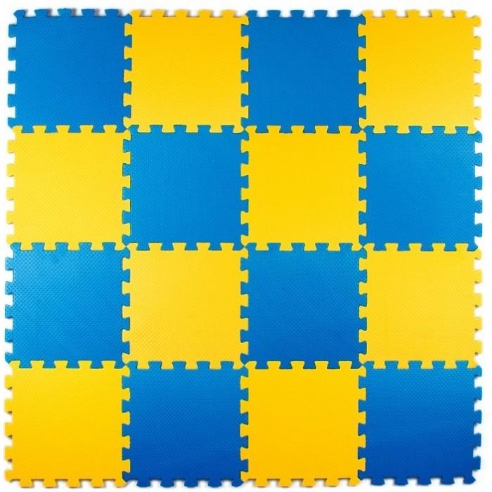 Игровой коврик Экопромторг универсальный 25х 25 см