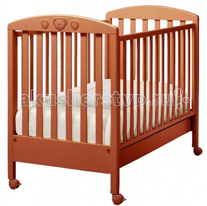 Детская кроватка Erbesi Abbraccio