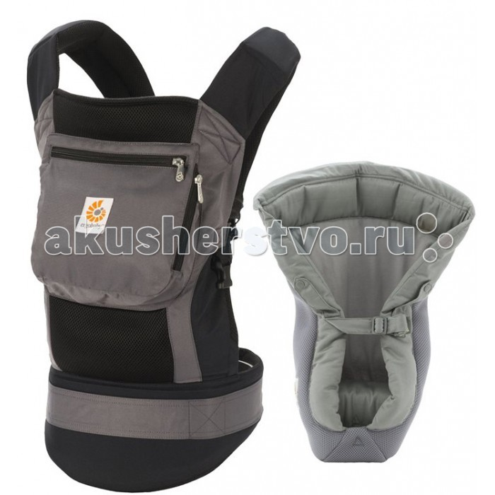 ������-������� Ergo Baby Carrier Perfomance + ������� � ��������