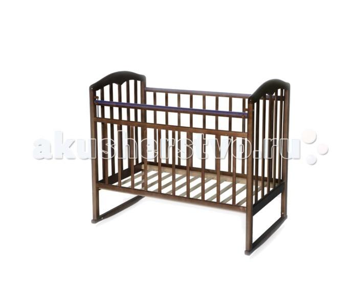 Детская кроватка Esperanza Martinа Decor №02 (колесо, качалка)