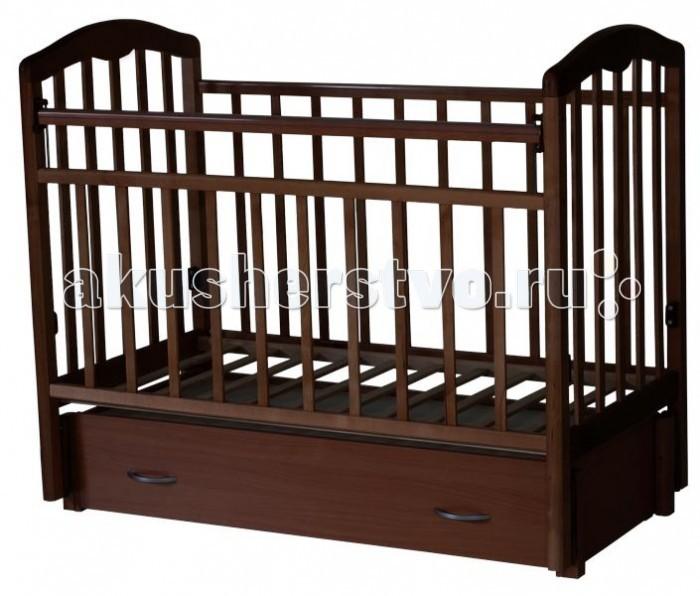 Детская кроватка Esperanza Martinа Decor №06 (продольный маятник)