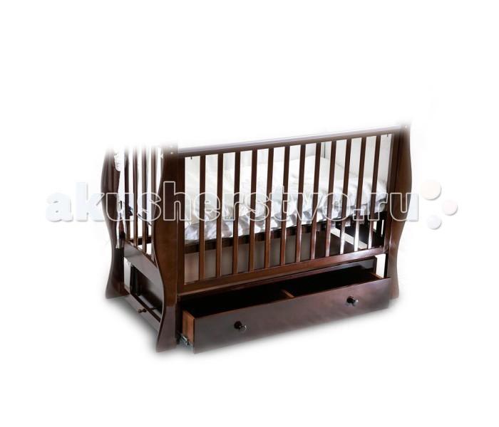 Детская кроватка Esperanza Teddy Decor №21 (маятник поперечный)