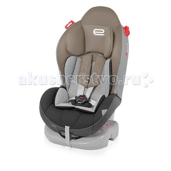 Автокресло Espiro DeltaDeltaАвтокресло Espiro Delta (0-25 кг) - комфортное автокресло создано специально для практичных и внимательных родителей, которые хотели бы приобрести  для своего ребенка отличное автокресло на длительный период. Изготовлено из высококачественных материалов.  детское автокресло Delta допущено к эксплуатации на основании соответствия европейской норме ECE R44/04 и производится на предприятии, имеющем сертификат ISO 9001 в варианте для группы 0+ (от 0 до 9 кг) автокресло устанавливается лицом против хода движения, что обеспечивает наиболее безопасный способ перевозки и защиты малыша выдвигающаяся подставка устанавливает максимальный наклон среди автокресел в данной категории дополнительная мягкая редукционная вкладка и заполнение под спину фиксируют физиологическое положение маленького ребенка «лежа» для деток постарше от 9 до 25 кг автокресло устанавливается по ходу движения пять положений установки наклона сиденья – перемещает центр тяжести тела ребенка назад и надежно позволяет «не ронять» голову во время сна 5 ти точечные ремни безопасности с пряжкой шведской фирмы Holmbergs – система для пристегивания ребенка высочайшего качества регулировка высоты плечевых ремней – 4 уровня система Double Shaft Safety также проведены добровольные испытания автокресел на стенде института Pimot (Польша), где получили положительную оценку съемная обивка, изготовленная из высококачественных материалов  Вес: 8.4 кг.<br>