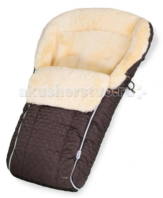 Зимний конверт Esspero Nicolas LeatheretteNicolas LeatheretteКонверт Esspero Nicolas Leatherette теплый конверт для российской зимы. Существенное отличие от других моделей, это покрытие верха, которое выделано из эко-кожи, что создает дополнительную защиту в зимнее время и преимущества использования в плане практичности.  Внутренний мех натуральный из австралийской короткостриженной овцы, очень теплый и приятный на ощупь. Ваш малыш будет ощущать тепло, свободу движений и Вашу заботу в этом конверте.   Вместительность, многоцелевое назначение, практичность - это далеко не все положительные характеристики конверта Esspero Nicolas Leatherette. Как и другие модели, этот конверт предназначен для использования в коляске, автокресле, на санках или как матрасик. Подходит для детей с рождения до 3-х лет.  Конверт Esspero Nicolas Leatherette защитит Вашего малыша от любой непогоды и мороза, и Вам не придется беспокоится из-за этого.   Esspero Nicolas Leatherette: подходит ко всем типам прогулочных колясок верхний материал из экологически чистого кожзаменителя непромокаемый и непродуваемый имеет прорези для продевания ремней безопасности фиксаторы и регулировки конверта универсальны и надежны конверт возможно зафиксировать без ремней размер 88,5 см х 45 см Шерсть вбитая в ткань<br>