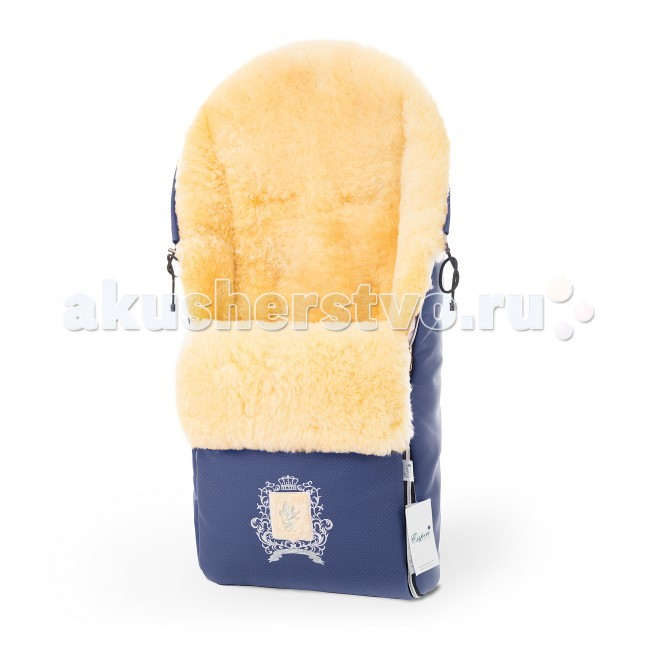 Зимний конверт Esspero Queenly STQueenly STЗимний конверт Esspero Queenly ST поможет Вам избежать промерзания и, как следствие, простудных заболеваний ребенка.  Особенности: Конверт может крепиться на коляске при помощи пятиточечных ремней безопасности благодаря наличию специальных прорезей. Верхнее покрытие конверта из качественной эко-кожи, известной своей высокой износостойкостью, надежно убережет внутренний наполнитель от влаги, а ребенка от ветра и осадков.  Утеплитель из натуральной овечьей шерсти подарит малышу постоянное комфортное тепло.  Оба материала отличаются экологической чистотой и гипоаллергенностью. Конструкция дает возможность полностью расстегнуть изделие, превратив его в накидку или одеяльце.  Есть затяжка, она позволяет плотнее прижать стенки модели к телу ребенка. Размер: 90х45 см<br>