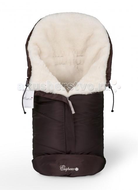 Зимний конверт Esspero Sleeping Bag White