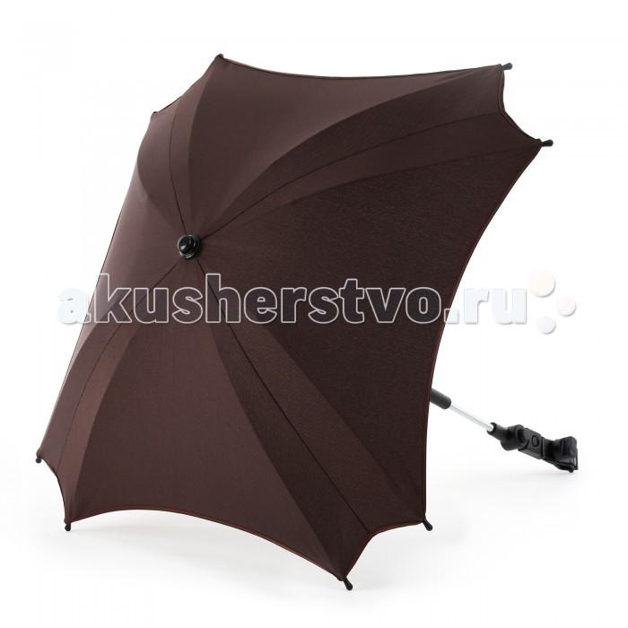 Зонт для коляски Esspero универсальныйуниверсальныйЗонт для колясок (универсальный) Esspero будет защищать вас и ребенка при прогулках на свежем воздухе. Данный аксессуар элементарно крепится на колясках любого типа, не зависимо от ее модели.   Вы сможете легко подобрать наиболее оптимальное расположение зонта или его высоту благодаря наличию гибкой ручки. Зонт легко складывается и может поместиться в грузовой корзине.   Особенности зонта  универсальность крепления на коляски любого типа и производителя  хорошая защита от солнца или дождя  гибкость ручки дает неограниченный потенциал в выборе положений  безопасные материалы для ребенка<br>