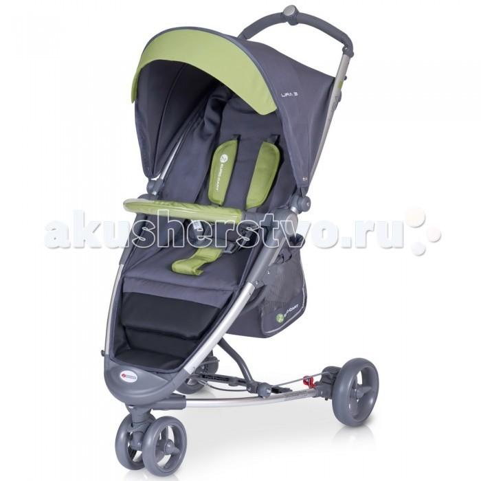 Прогулочная коляска Euro-Cart Lira 3