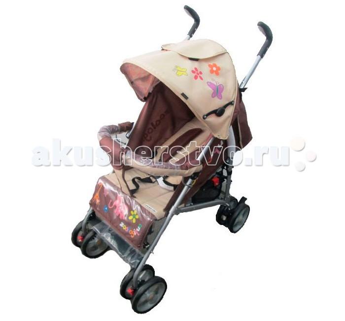 Коляска-трость Everflo Е-1266Е-1266Если в коляске вы прежде всего цените ее мобильность и небольшие размеры, то модель Everflo Е-1266 – это то, что вам нужно. Она имеет легкую, но прочную конструкцию, способную выдержать даже крупного ребенка.  Достоинства детской прогулочной коляски Everflo Е-1266: Модель легко складывается по принципу трости. 4 пары средних по величине пластиковых колес делают коляску особенно устойчивой. Высокая маневренность изделия достигается благодаря поворотному механизму передних шасси. В условиях, когда эта функция мешает движению коляски, вращение можно заблокировать. С помощью пятиточечных ремней безопасности вы можете надежно закрепить малыша на время поездки. В нижней части модели расположена удобная корзина, в которую можно положить покупки. Спинка коляски регулируется, поэтому вашему ребенку будет очень комфортно. В жаркую погоду вы сможете спрятать кроху от солнечных лучей, расправив над ним большой козырек. Дизайнеры позаботились о том, чтобы маленькому путешественнику было очень удобно во время прогулки, а потому добавили регулируемую подножку и установили перекладину напротив сиденья.  Вес - 7.5 кг<br>