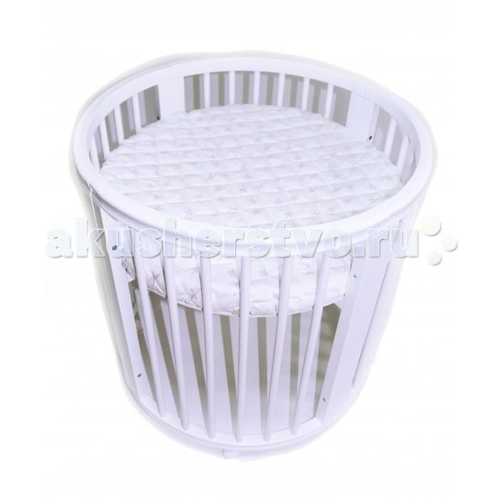 Кроватка-трансформер EvoBaby 7 в 1