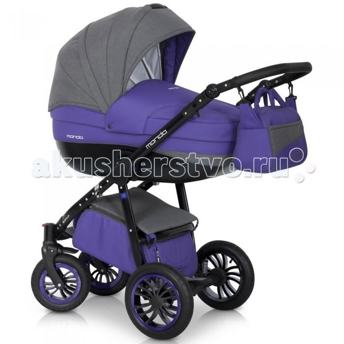 Коляска Expander Mondo Black 3 в 1Mondo Black 3 в 1Детская коляска Expander Mondo Black 3 в 1 - очередная новинка известного польского бренда. Изделие обладает красивым дизайном и превосходными техническими характеристиками, отлично подходит для российских условий.   Модель может использоваться как зимой, так и летом. Подходит для новорожденных детей и малышей до 3-х лет. Имеется возможность установить совместимое автокресло 0+.  Люлька: Просторная пластиковая люлька с регулируемым подголовником Люлька устанавливается в 2х направлениях лицом к маме, лицом к дороге Съемная подкладка с возможностью стирки Капюшон складной, съемный с вентиляционным окошком Кожаная ручка, для использования люльки в качестве переноски Внутренняя отделка люльки выполнена из натурального хлопка со стеганным синтепоном  Прогулочный модуль: Регулируемая спинка в 4-х положениях, включая горизонтальное Регулируемая подножка Бампер, 5 точечные ремни безопасности Чехол для ножек Капюшон складной, съемный Защитная перегородка с регулировкой высоты  Автокресло-переноска: Удобная регулирующаяся ручка Козырек от солнца Чехольчик на ноги Трех точечные крепкие ремни безопасности с мягкими накладками Адаптеры Вес 3 кг  Шасси: Новейшая конструкция рамы делает коляску более удобной и маневренной Надувные съемные колеса на подшипниках Передние поворотные колеса с фиксацией Комфортная амортизация Надежный тормоз Эргономичная кожаная ручка с регулировкой высоты в 5 положениях Вместительная корзина для покупок Шасси (59 см) - входит в любой лифт  В комплекте: шасси, прогулочный блок, люлька, автокресло-переноска, дождевик, москитная сетка, сумка для мамы, матрасик.  Размеры люльки внутренние: длина 80 см,ширина 37 см,высота 22 см. Регулировки ручки (от земли): 77 см - 121 см Размеры сиденья: ширина 32 см,глубина 25 см,высота спинки 41 см,длина подножки 18см. Вес: рама 9 кг,рама+люлька 14,2 кг,рама+прогулочный блок 14,2 кг<br>