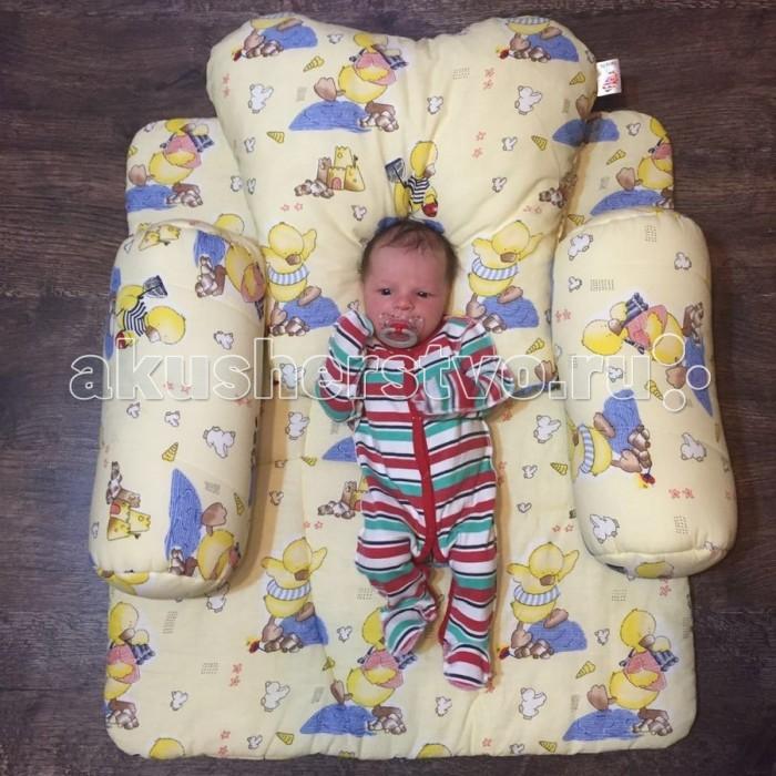 самые какого размера подушка нужна 3-летнему ребёнку гипсовая плитка