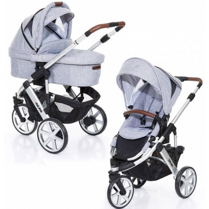 Коляска FD Design Salsa 3 2 в 1Salsa 3 2 в 1Детская коляска Salsa 3 — это универсальная система для прогулок — просторная люлька и удобное прогулочное сидение. Простоту использования оценят родители, а отменный комфорт придется по вкусу малышу. В этой модели все продумано до мелочей: она легко складывается, компактна, функциональна, имеет небольшой вес. Коляска подойдет для малышей с рождения, ведь люлька имеет ровное основание, которое так необходимо новорожденным. Как только Ваш малыш научиться сидеть (примерно в полгода) — смело пересаживайтесь в прогулочный блок и познавайте мир!   Функциональность и комфорт  Знакомство с коляской FD-Design Salsa 3 начинается с люльки. От ультрафиолета малыша будет защищать большой капюшон, от ветра — накидка на кнопках, комфорт ему обеспечит матрасик, который уже входит в комплект. Люльку можно использовать и как переноску — для этого есть специальная ручка в капюшоне. Ручка центрирована — это значит, что центр тяжести остается на месте. Заднюю часть капюшона на люльке можно отстегнуть для лучшей вентиляции в жаркие дни, а в кармашке в передней части прячется москитная сетка.    Далее — прогулочный блок. Для безопасности ребенка здесь есть защитный бампер и пятиточечные ремни. Регулируемый капюшон защитит от солнца оборудован дополнительным козырьком, а смотровое окошко позволит наблюдать за малышом во время поездки. Сидение-гамак регулируется в 3-х положениях до горизонтального: ребенок можно сидеть, чуть отклониться полусидя или поспать. Регулируемая подножка позволит увеличить Вам спальное место, она покрыта материалом под кожу, легка в уходе.  Прогулочный блок реверсивный: это значит, что сидение можно повернуть как лицом к маме, так и наоборот. Это важно: сначала ребенок общается с мамой, а как подрастет — может познавать окружающий мир.  Шасси и колеса 3 колеса из пенорезины устойчивы к проколам. Все колеса просто снять для чистки. Вместительная корзина для покупок так пригодится как во время прогулок, так и для походов в